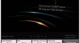 AoaoPhoto Digital Studio Video to GIF Converter