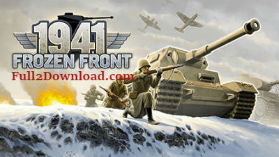 1941 Frozen Front Premium Mod - military strategy android game