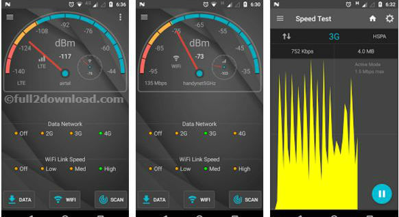 Download Signal Strength Premium APK v19.2.1