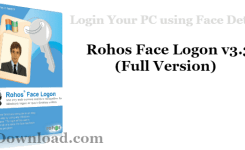 Download Rohos Face Logon v3.3 [Full] – Windows Face Detection Lock