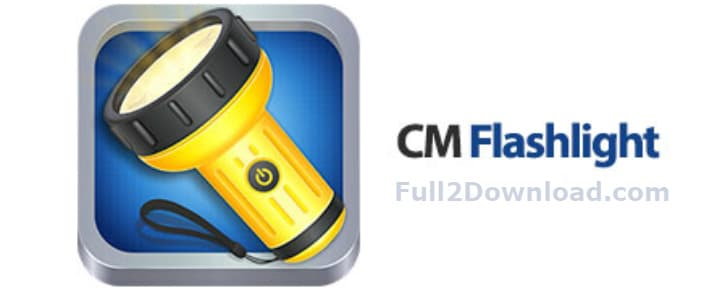 CM Flashlight (Compass, SOS) Full 1.3.9 [Ad-Free] - Android Flashlight App