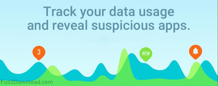 Download GlassWire Data Usage Monitor FULL 1.1.291r