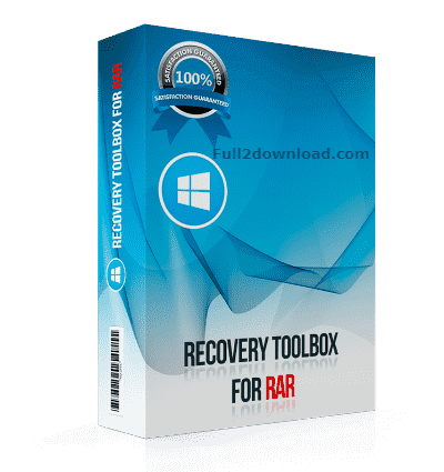 Recovery Toolbox for RAR v1.4.0.0 Download - Recovers Damaged RAR File