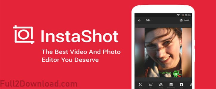 Download InShot Video Editor No Crop 1.573.215 Ad Free [Premium]