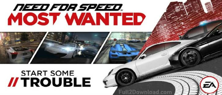 Need for Speed Most Wanted Unlimited Edition v1.3.100
