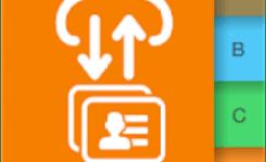 Contacts Backup Restore v3.2 Pro APK [Ad-Free Edition]