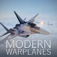 Modern Warplanes v1.7.4 MOD APK [Unlimited Money]