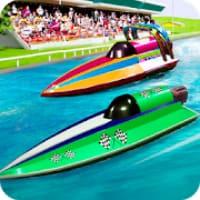 Speed Boat Racing v13.0 MOD APK [Unlimited Money]
