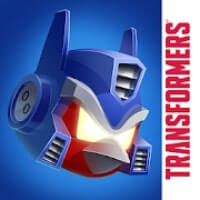 Angry Birds Transformers Mod v1.37.1