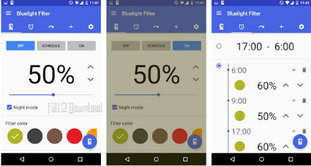 Download Bluelight Filter for Eye Care Mod APK