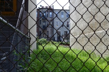 Empty Lot in Central Harlem