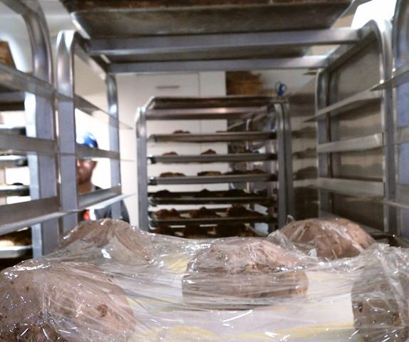 Levain Bakery Cookie Dough