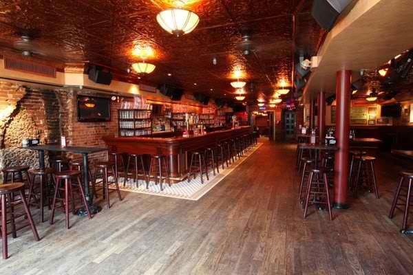 13th Step Bar Interior