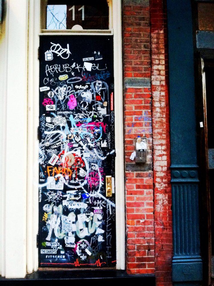 NYC Graffiti 13