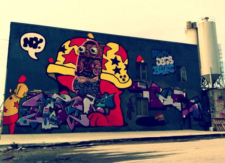 NYC Graffiti 4