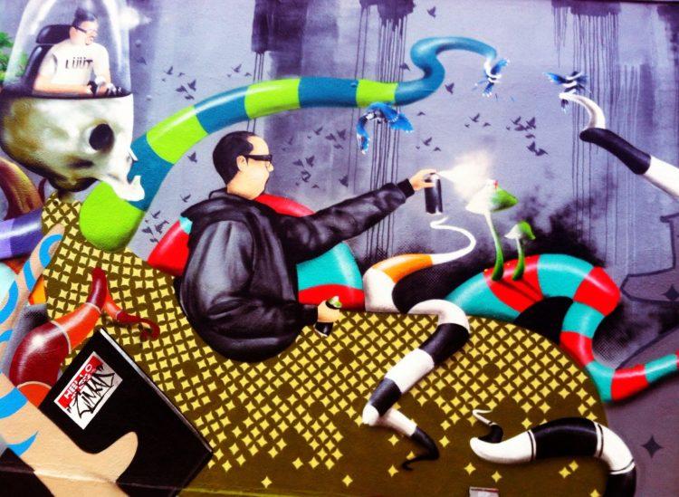 NYC Graffiti 10
