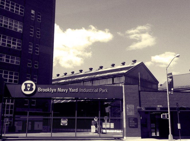 Brooklyn Navy Yard Industrial Park