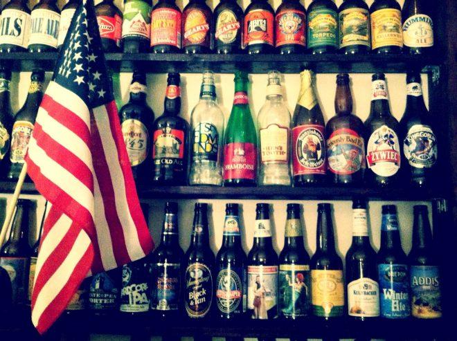 Beer Bottles in Brooklyn