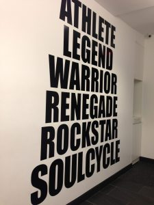 soulcycle I