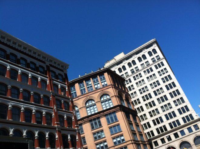 Architecture in Manhattan