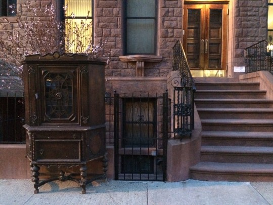 Armoire in Central Harlem