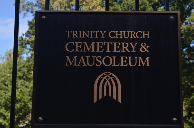 Trinity Church and Mausoleum