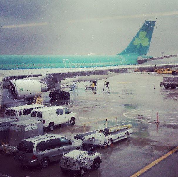 JFK International Flight