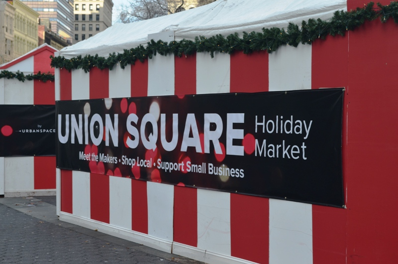 Union Square Holiday Market 3