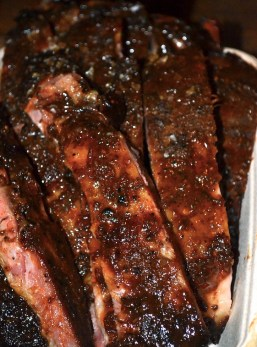 Mighty Quinn Spare Ribs