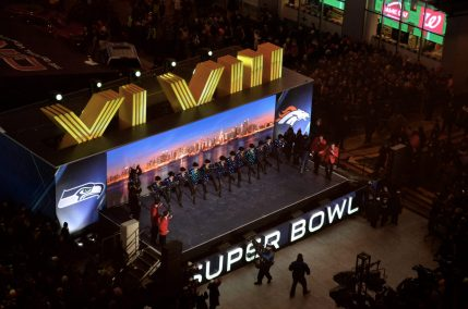 Jersey Boys Super Bowl 48