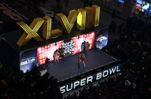 Super Bowl 48 Rock of Ages