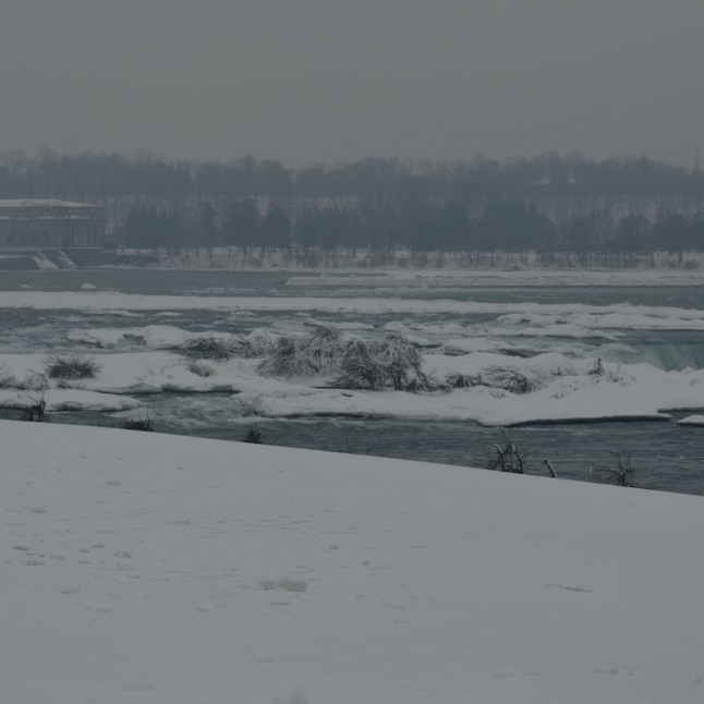 Niagara River Winter 2014