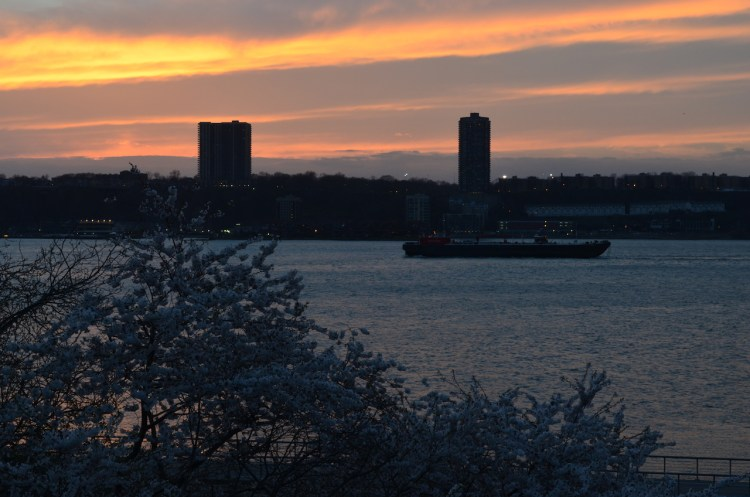 Hudson River Sunset