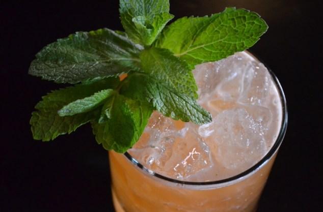 The Georgia Smash Cocktail
