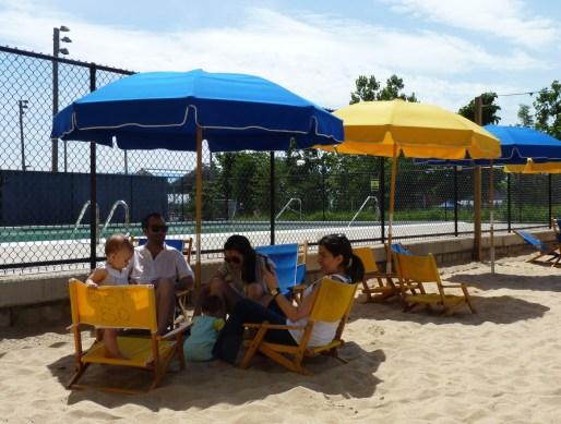 Beach-Pool