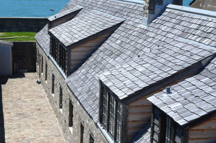 Fort Niagara Building
