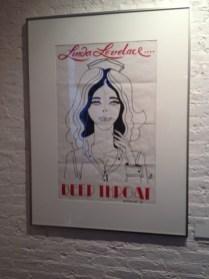 Linda Lovelace Deep Throat at The Museum of Sex