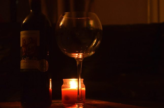 New York City Wine Apartment