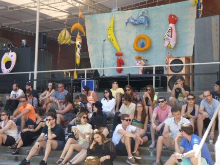 outdoors 2 MoMA PS1