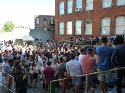 party 2 at MoMA PS1