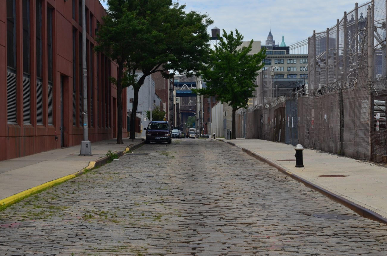 Vinegar Hill And The Con Ed Substation