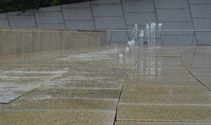 Brooklyn Museum Art Water Fountain