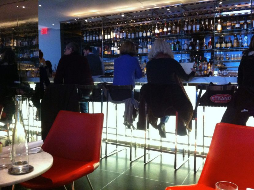 MoMA The Modern Bar Room