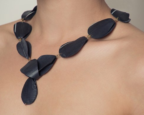 Supple Necklace by Mehla Goodrich