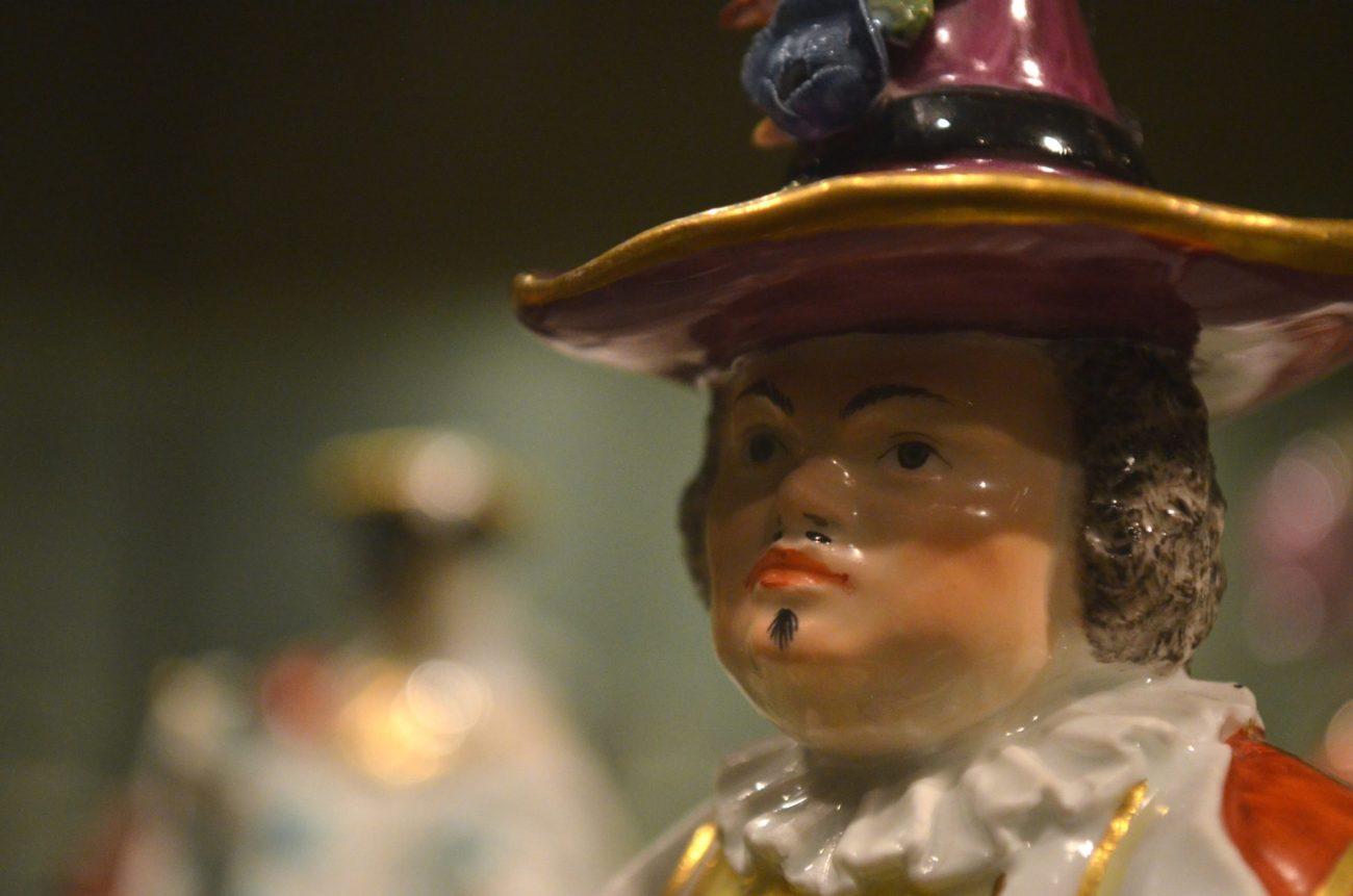 Glazed Porcelain at the Met
