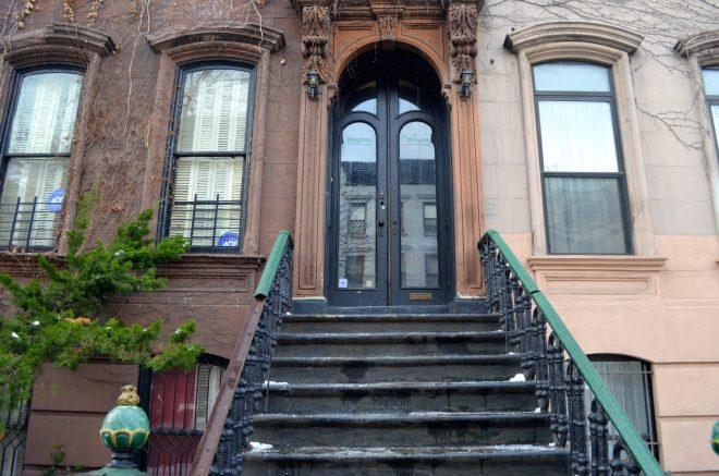 Langston Hughes Brownstone in Harlem