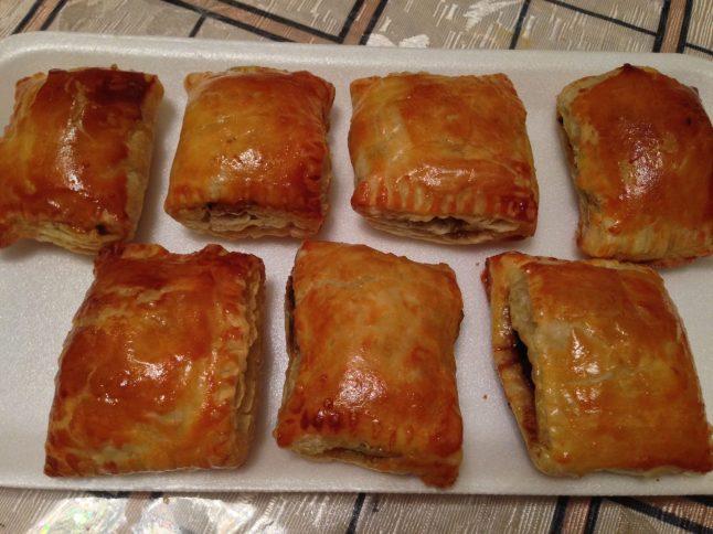 Baked Piroshki