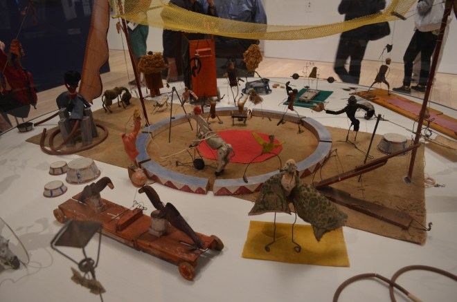 Toy Circus at the Whitney Museum