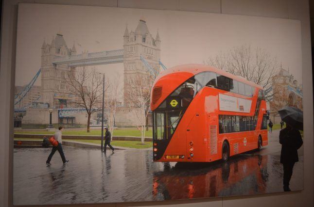 New Bus Design at Cooper Hewitt