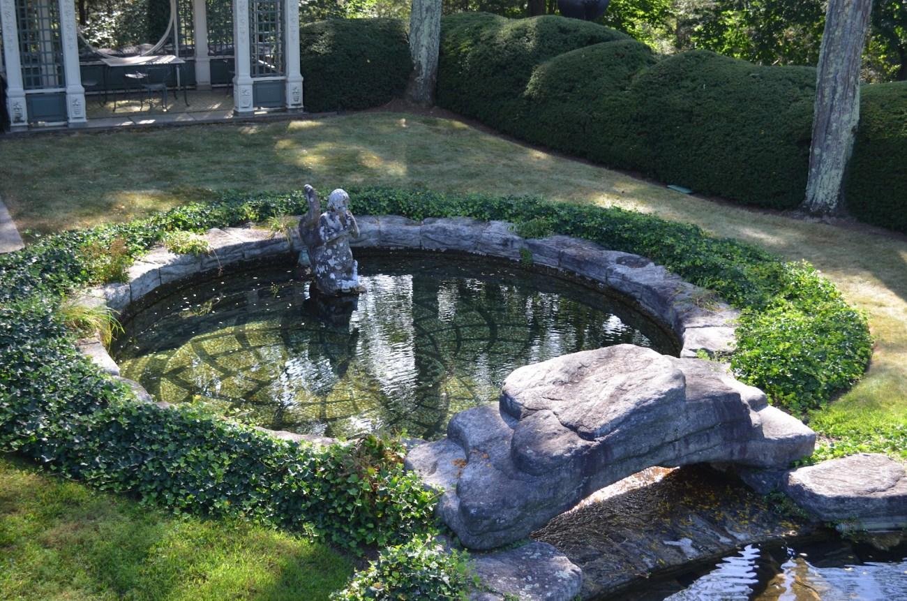 Rockefeller Estate Outdoor Pool
